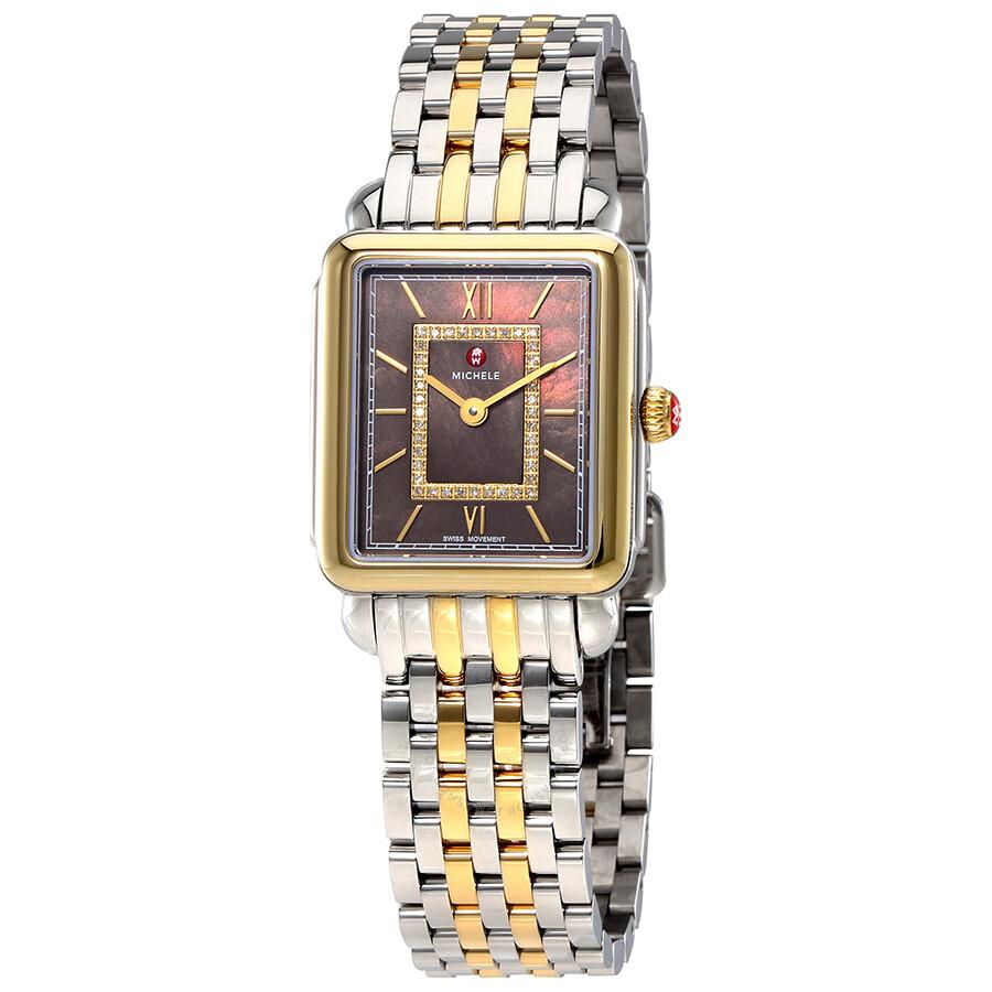 3b3404c12ce7 Michele deco ii ladies watch jpg 900x900 Replica michele watches deco