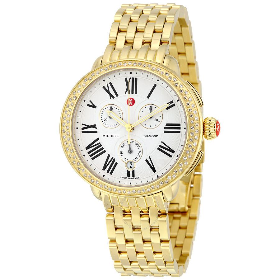 Serein Diamond Chronograph Ladies Watch MWW21A000011