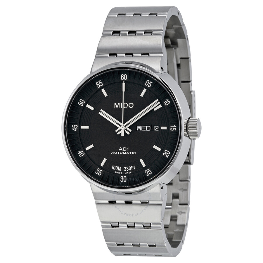 Mido all dial automatic men 39 s watch m834041813 all dial mido watches jomashop for Mido watches