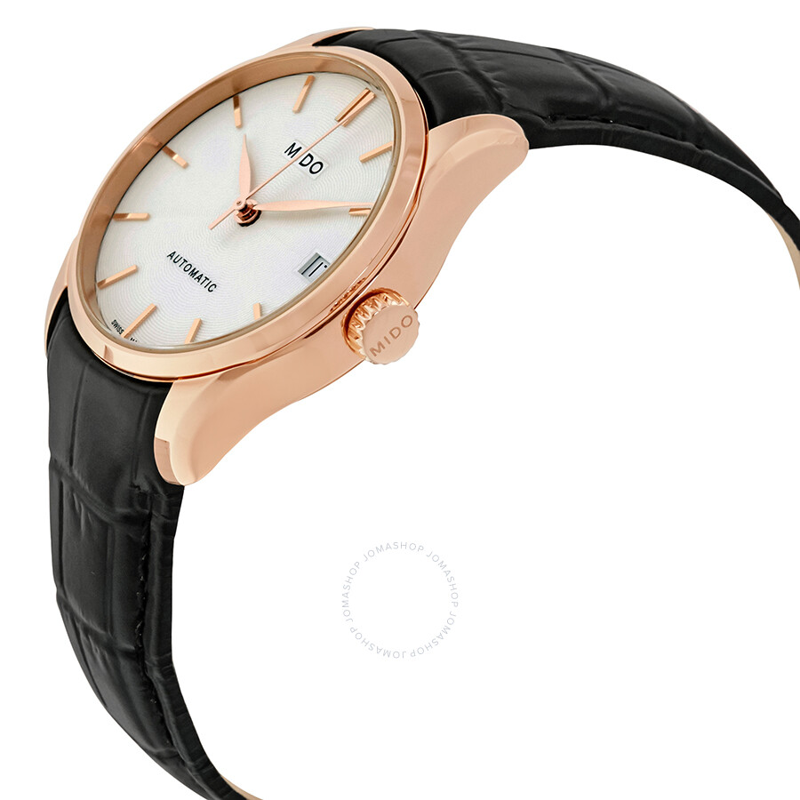 Belluna II Automatic Silver Dial Ladies Watch M024.207.36.031.00