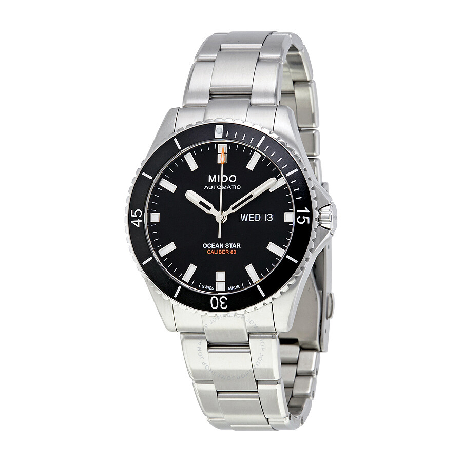 Mido Ocean Star Captain Automatic Men's Watch M026.430.11 ...