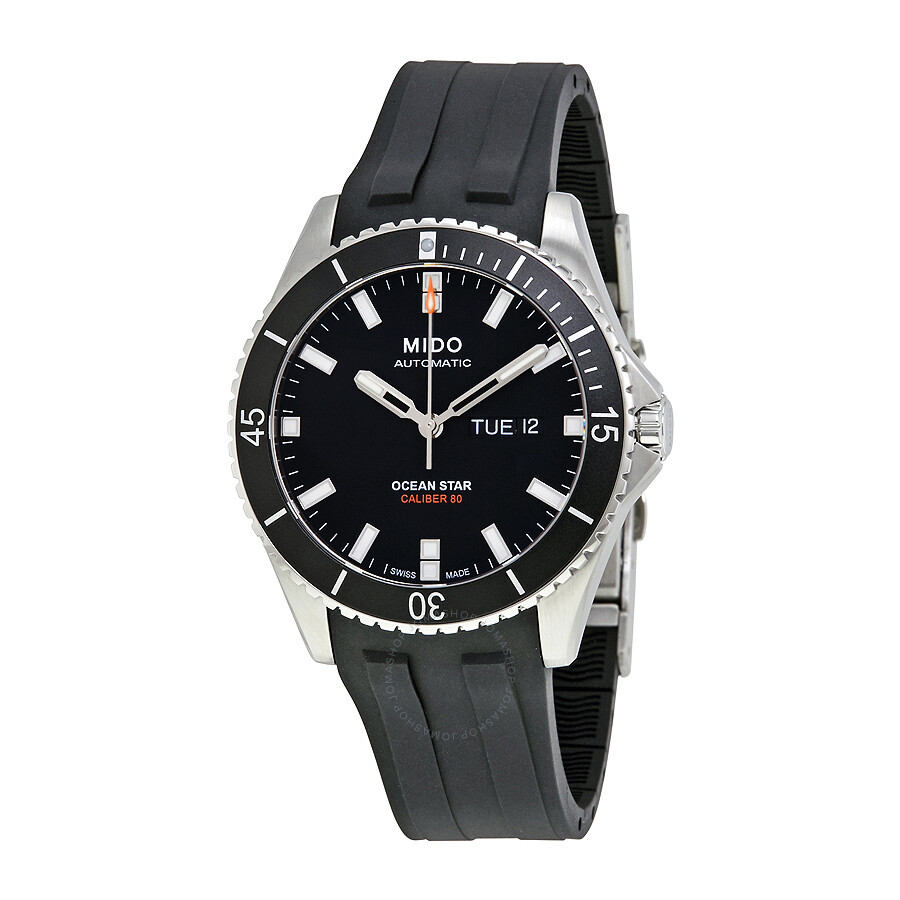 Mido ocean star captain automatic men 39 s watch ocean star mido watches for Mido watches