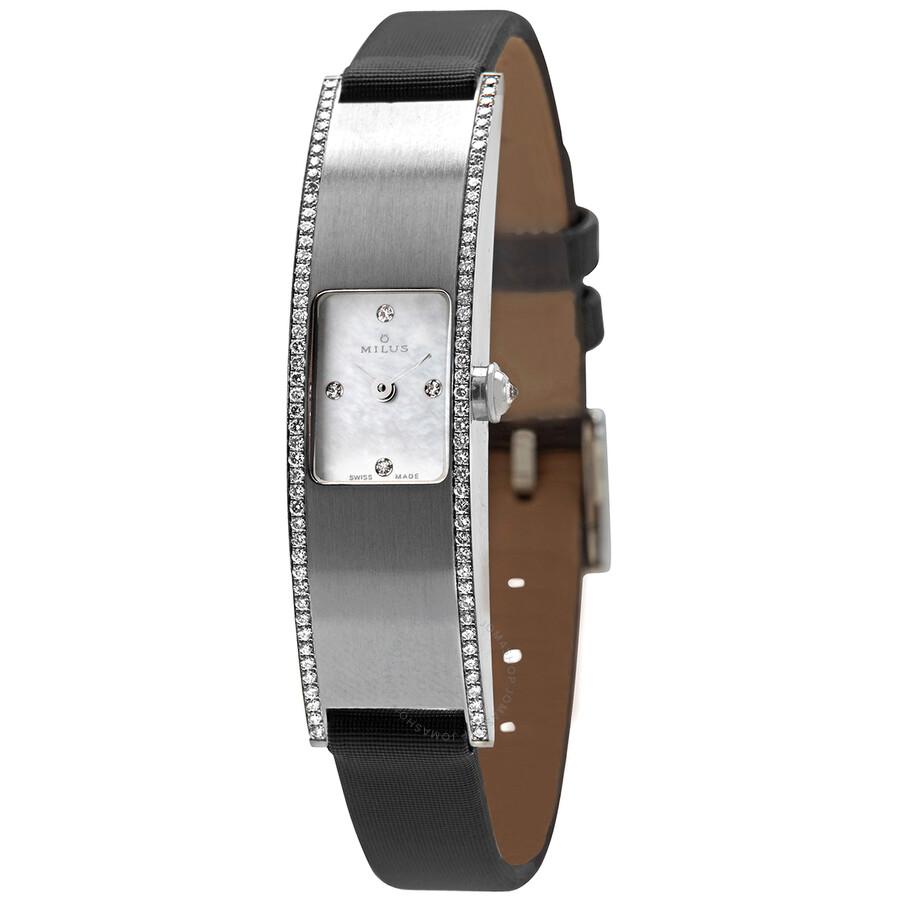 Eridana Quartz Diamond Ladies Watch ERI018