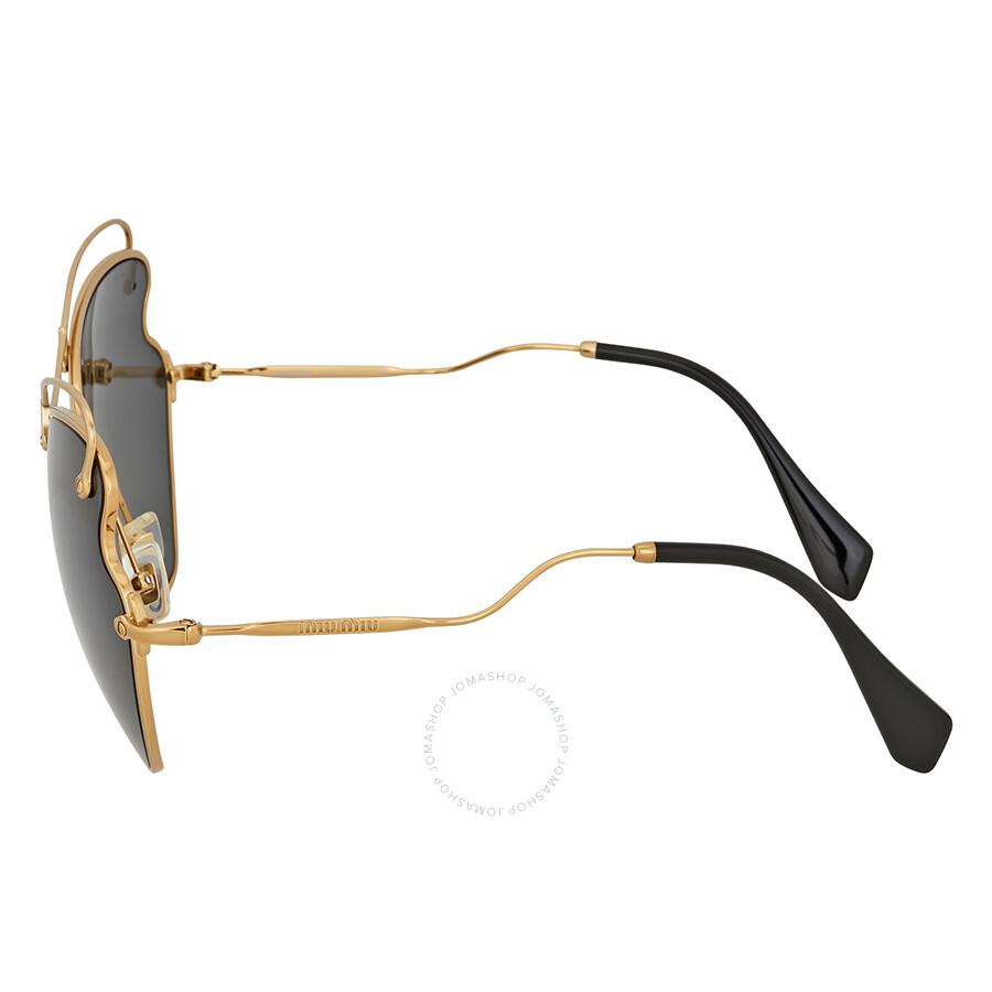 a90f3ddfa1 Miu Miu Antique Gold Butterfly Sunglasses - Miu Miu - Sunglasses ...