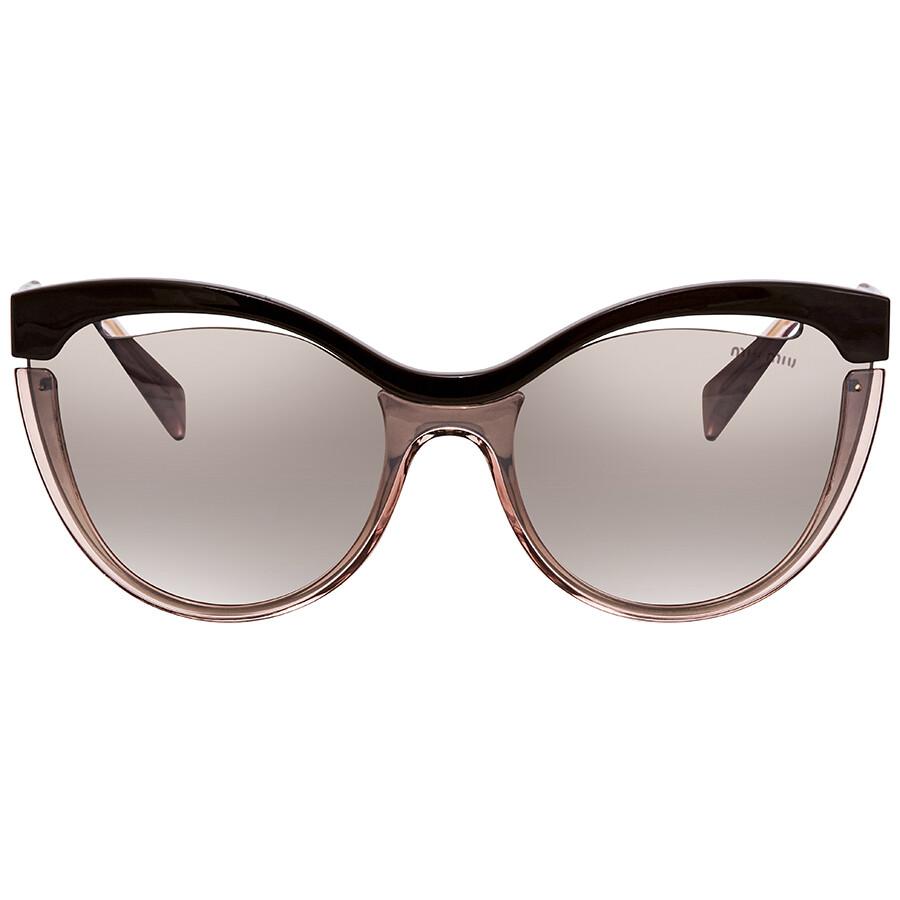 9fe3fd8f6b2c Miu Miu Cat Eye Sunglasses MU 01TS DHO4P0 36 - Miu Miu - Sunglasses ...