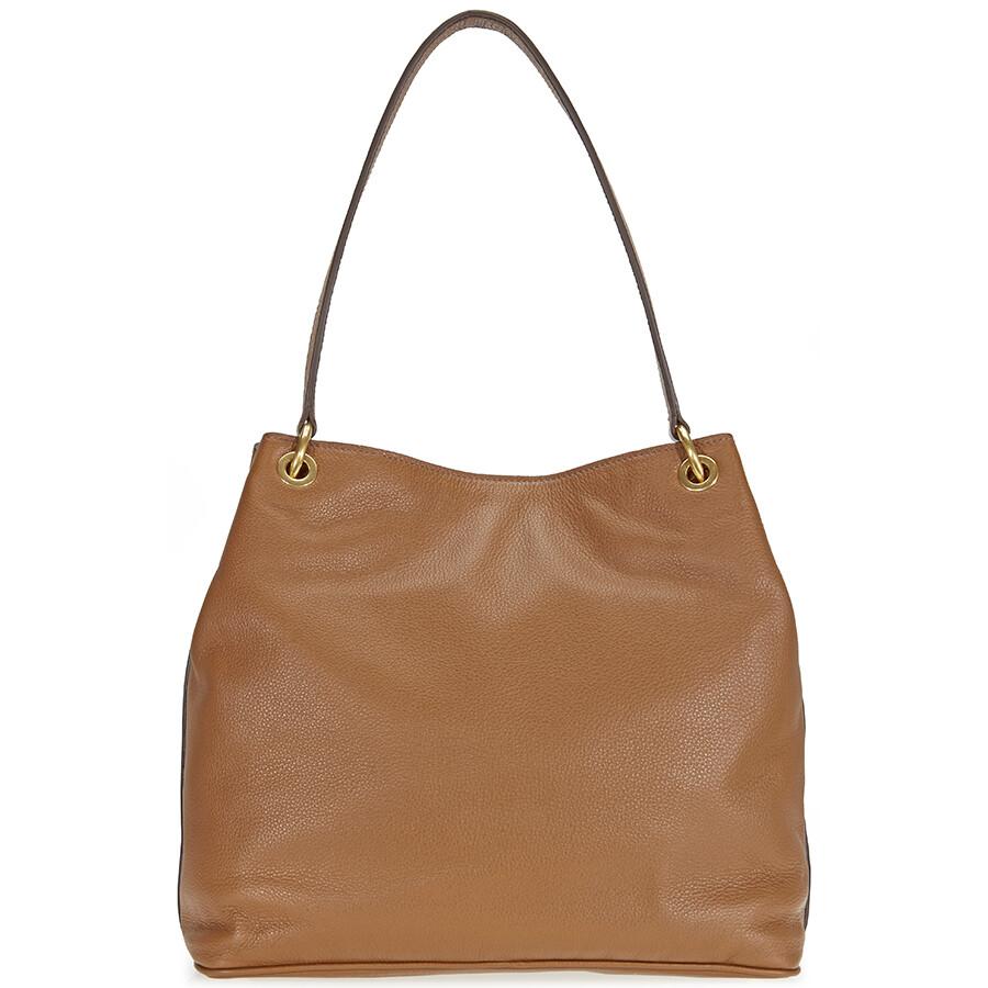 9918b21e4d37 Miu Miu Cinnamon Leather Hobo Bag - Miu Miu - Handbags - Jomashop