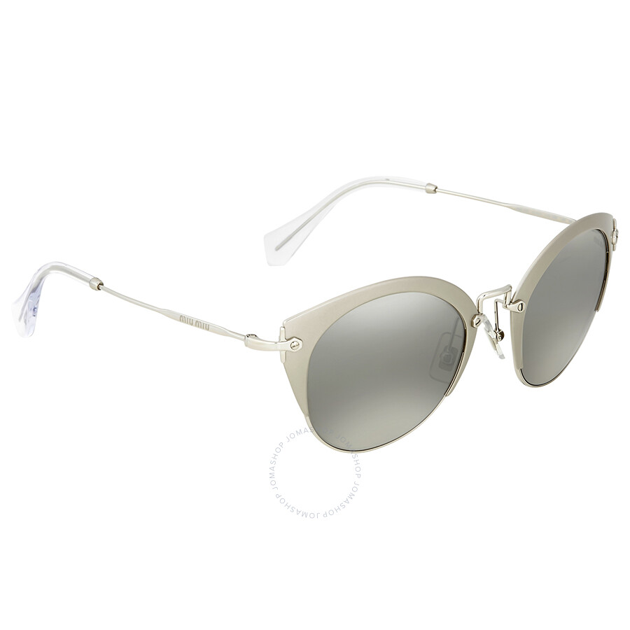 eebc917b09 Miu Miu Crystal Cat Eye Sunglasses MiuMiu Miu Miu t