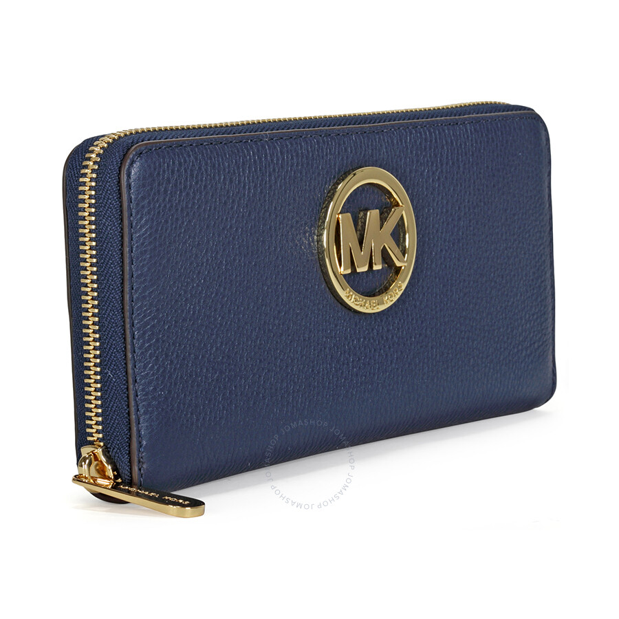 91b7c36a1c49 Michael Kors Navy Blue Wallet - Best Photo Wallet Justiceforkenny.Org