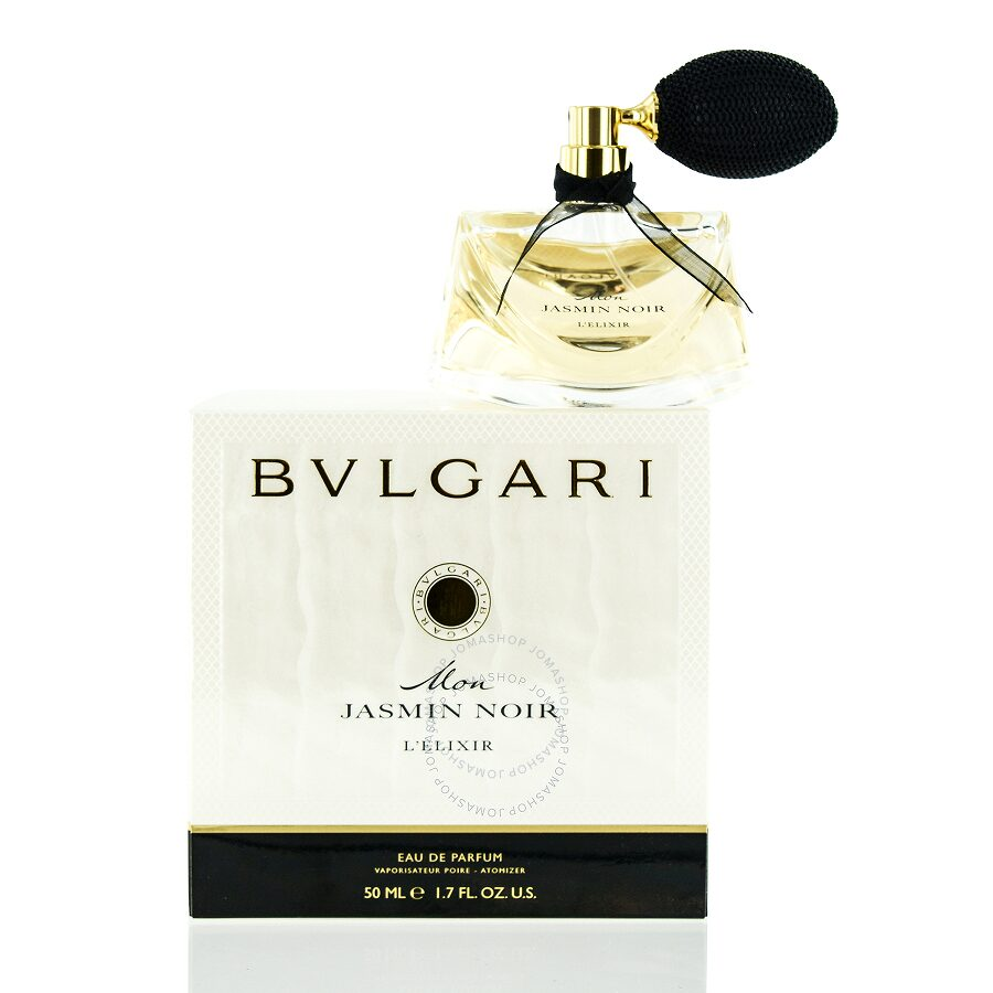 ae27b09a2ef Bvlgari Mon Jasmin Noir Lelixir by EDP Spray 1.7 oz (50) Item No. BJRES17