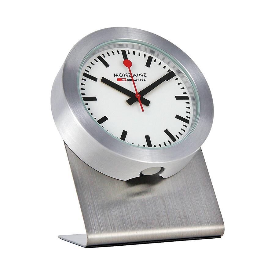 Mondaine Magnetic Desk Clock A SBB Mondaine