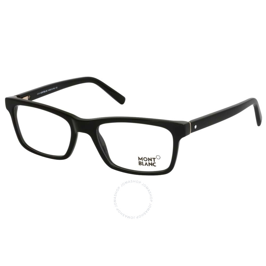 f01b90fd78 Montblanc Black Eyeglasses MB0541 001 55 - Montblanc - Sunglasses ...