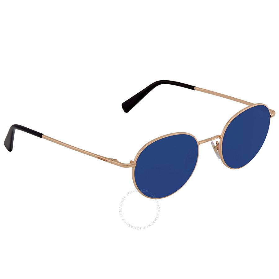 173595d9e3d Montblanc Round Men s Sunglasses MB550S 28V 50 - Montblanc ...