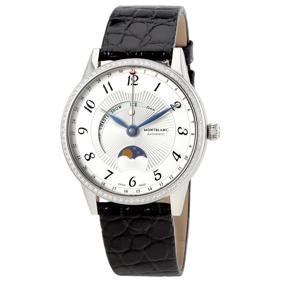 Montblanc boheme moongraden diamond ladies watch 112555 boheme montblanc watches jomashop for Montblanc watches