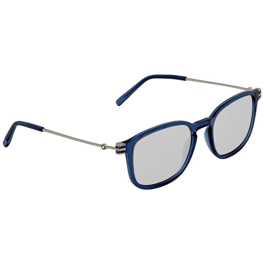 0cb944acf3 Montblanc Clear Square Eyeglasses MB698S 90 52 - Montblanc ...