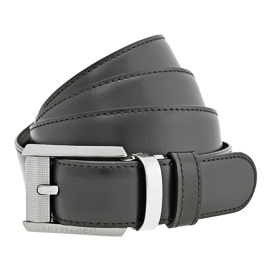 ihocon: Montblanc Contemporary Line Belt 38163 萬寶龍皮帶