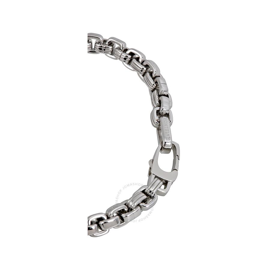 montblanc graphic steel bracelet size 21cm 10992321 montblanc mens jewelry jewelry. Black Bedroom Furniture Sets. Home Design Ideas