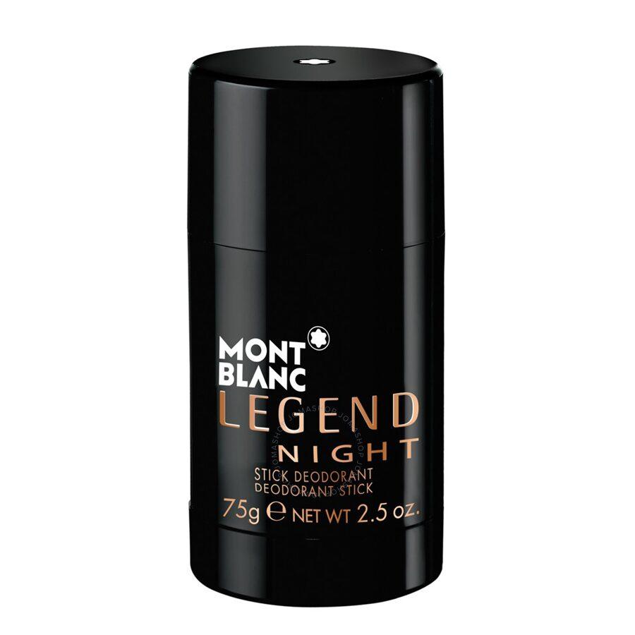 quality design bc0dc d2033 Montblanc Montblanc Legend Night   Mont Blanc Deodorant Stick 2.5 oz (75  ml) (m) Item No. MLNMD25