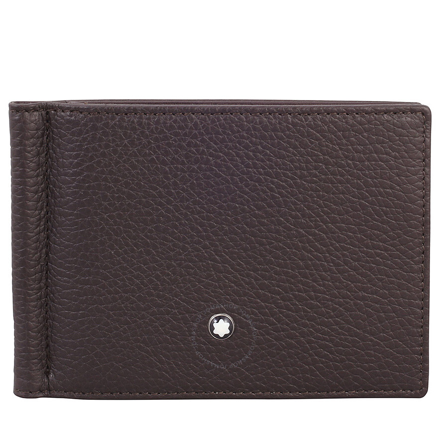 54fac9a038930 Mont Blanc Brown Wallet - Best Photo Wallet Justiceforkenny.Org