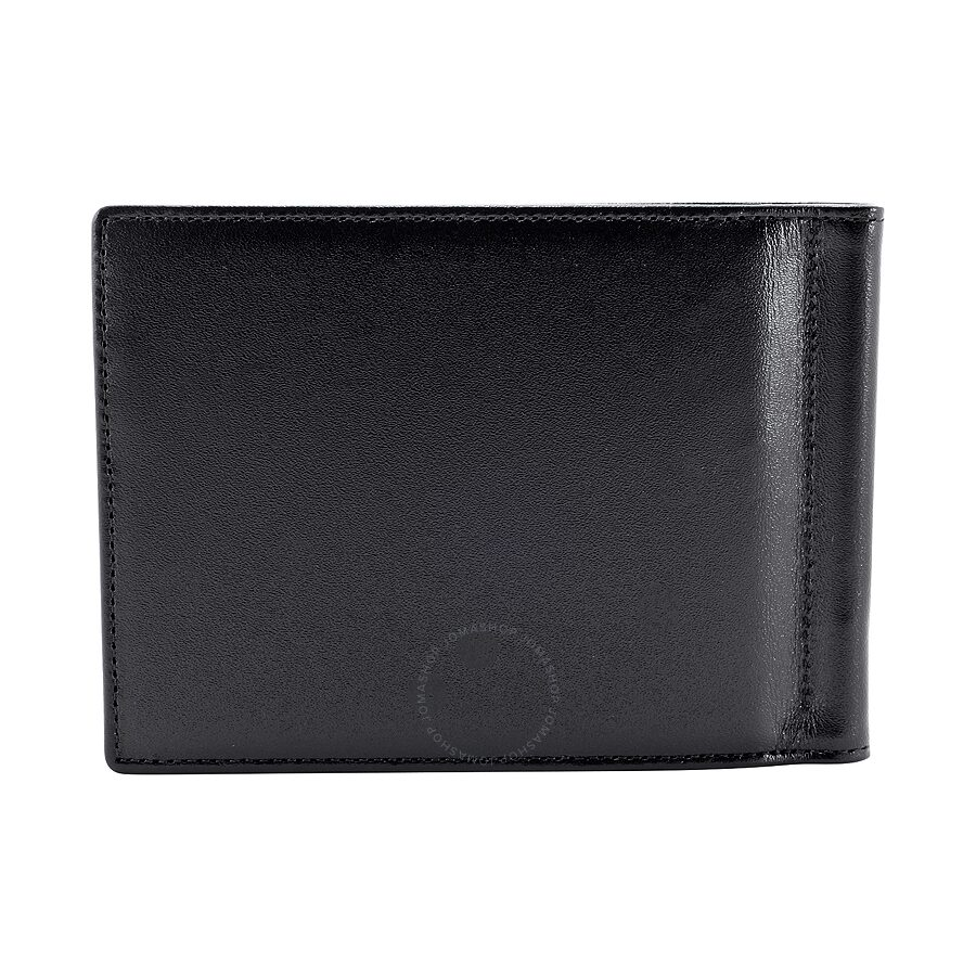 8c48dc0e32d5 ... MontBlanc Meisterstück 6 CC Men's Leather Wallet With Money Clip ...