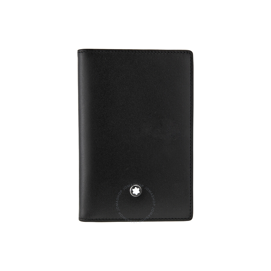 몽블랑 마이스터튁 14108 명함 지갑 Montblanc Meisterstuck Business Card Holder 14108