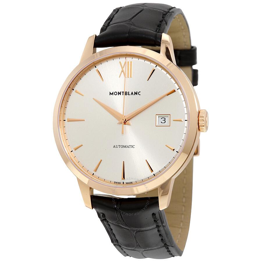 d836bcc0859 Montblanc Meisterstuck Heritage Automatic Men s Watch 111874 ...