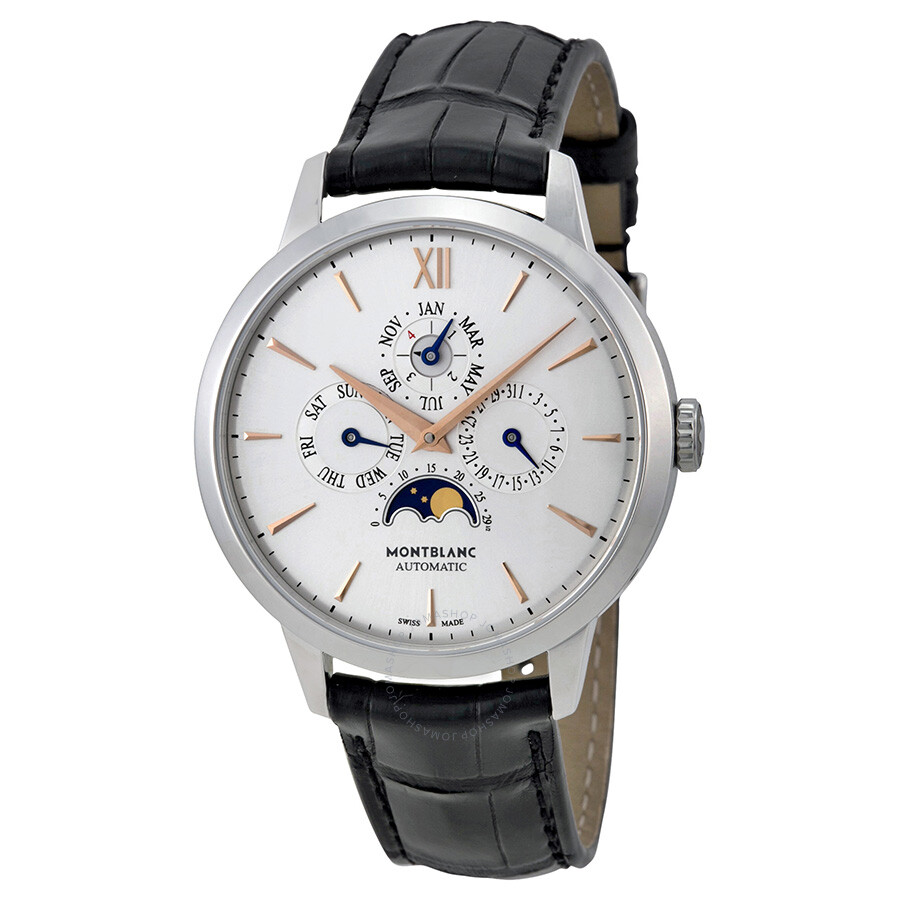 Montblanc meisterstuck heritage perpetual calendar unisex for Montblanc house