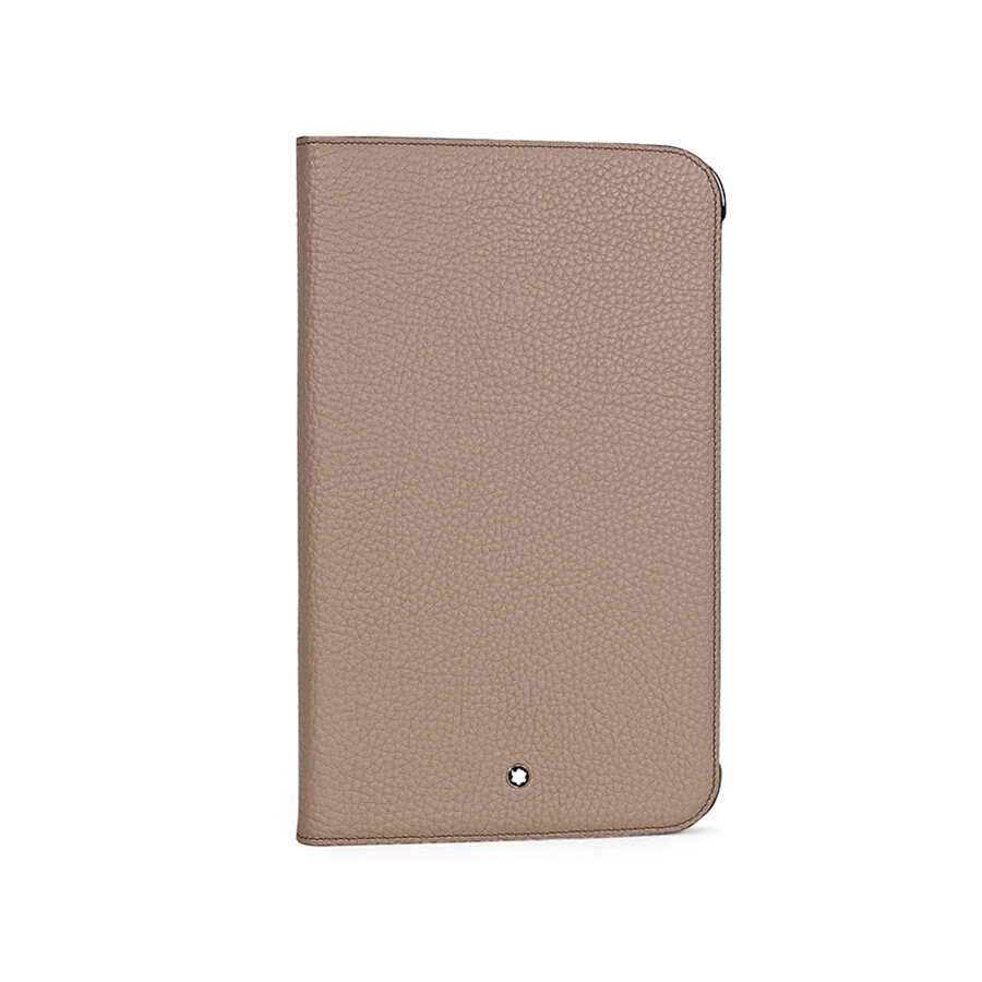 e00ec6a4e5d1 Montblanc Meisterstuck Selection Beige Leather Case for Samsung Galaxy Tab  3 111506