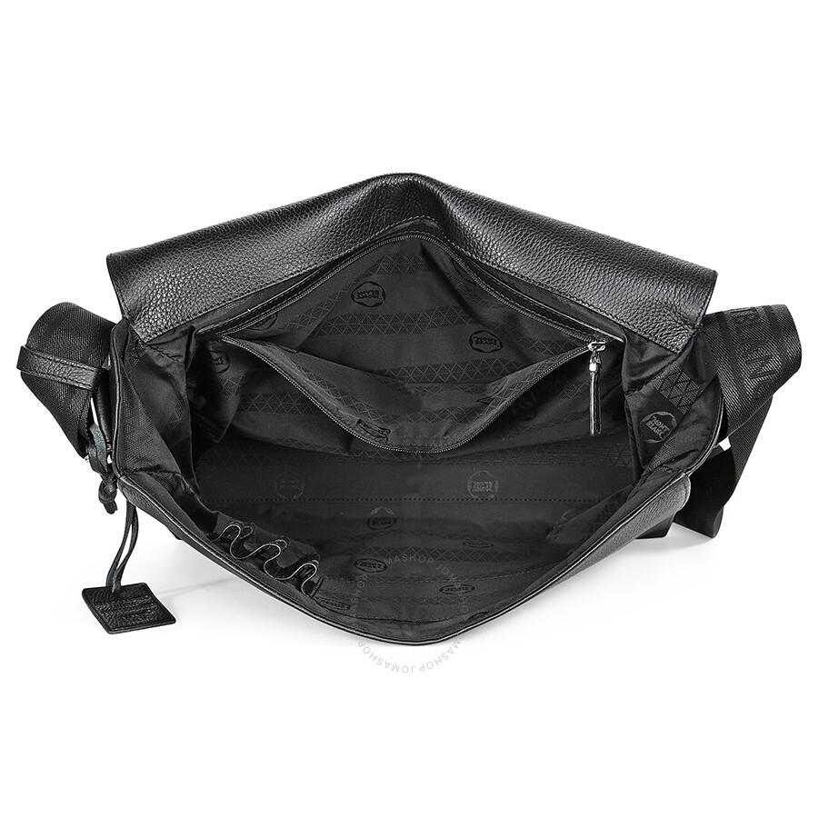 Montblanc Meisterstuck Soft Grain Messenger Bag 111119 - Montblanc ... 66c3e11e63