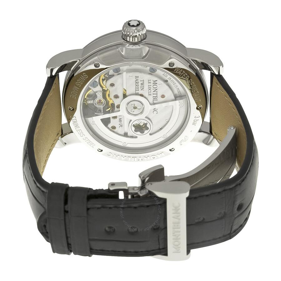 Montblanc nicolas rieussec monopoussoir chronograph for Montblanc house