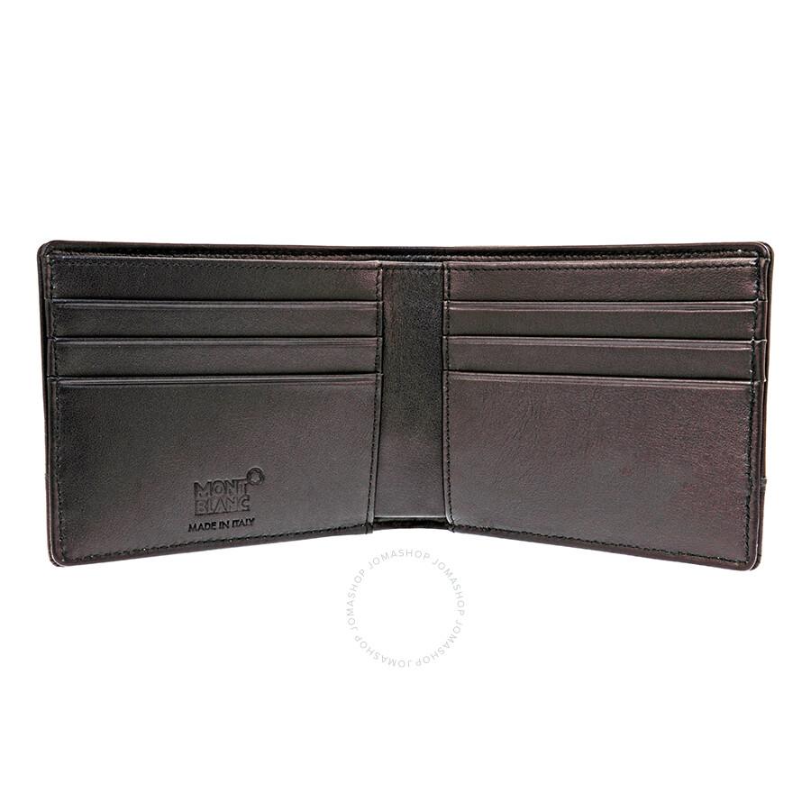 Black Nylon Wallet 32