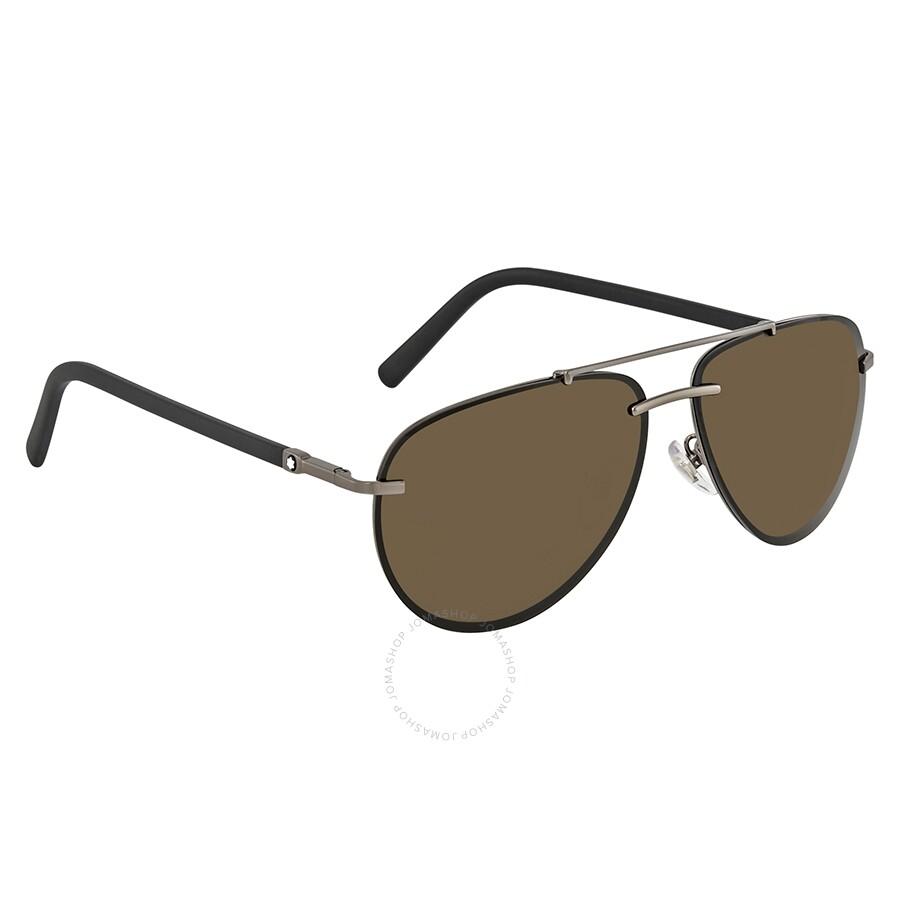 f0d4143276 Montblanc Roviex Aviator Sunglasses MB596S-F 08J 62 - Montblanc ...