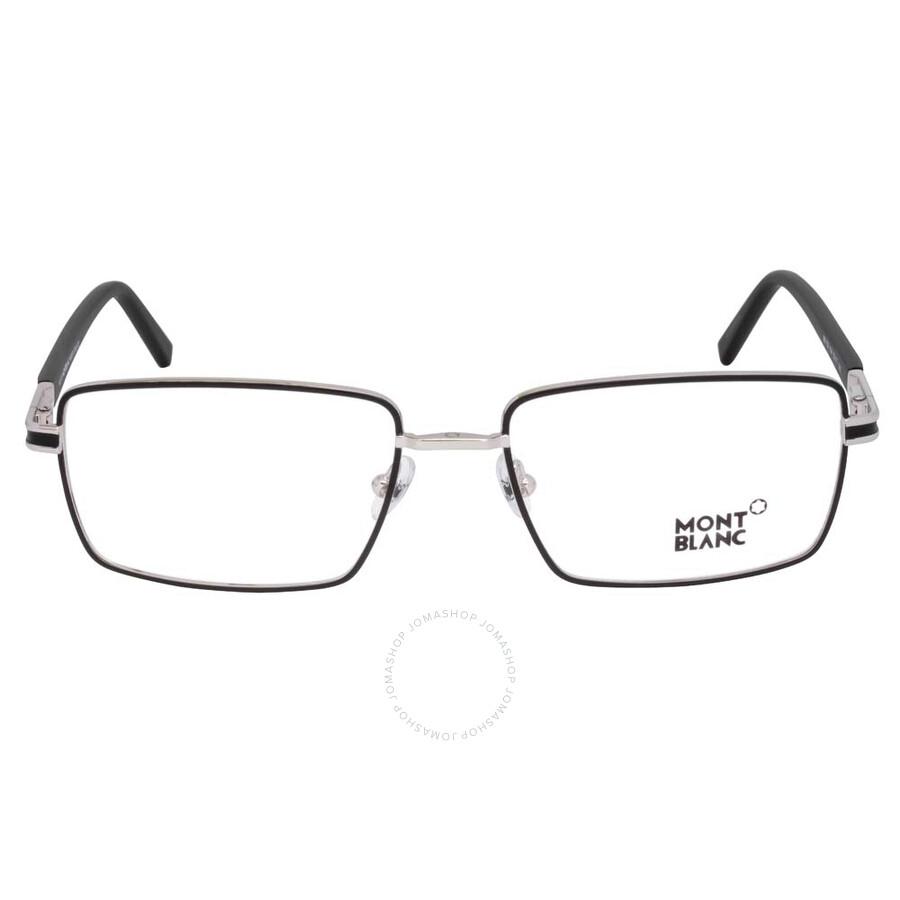 22918506d63 Montblanc Silver Eyeglasses MB0709 16A 55 Montblanc Silver Eyeglasses  MB0709 16A 55