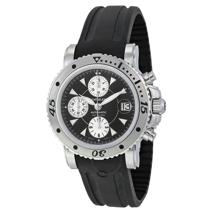 montblanc sport automatic chronograph s