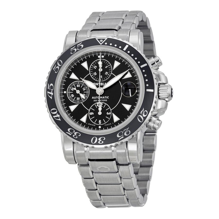 montblanc sport automatic chronograph s 3273