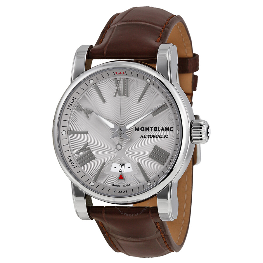 Montblanc star 4810 automatic men 39 s watch 102342 star for Montblanc house