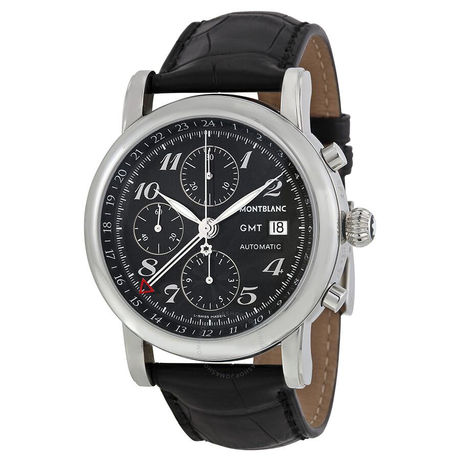 montblanc chronograph gmt automatic s