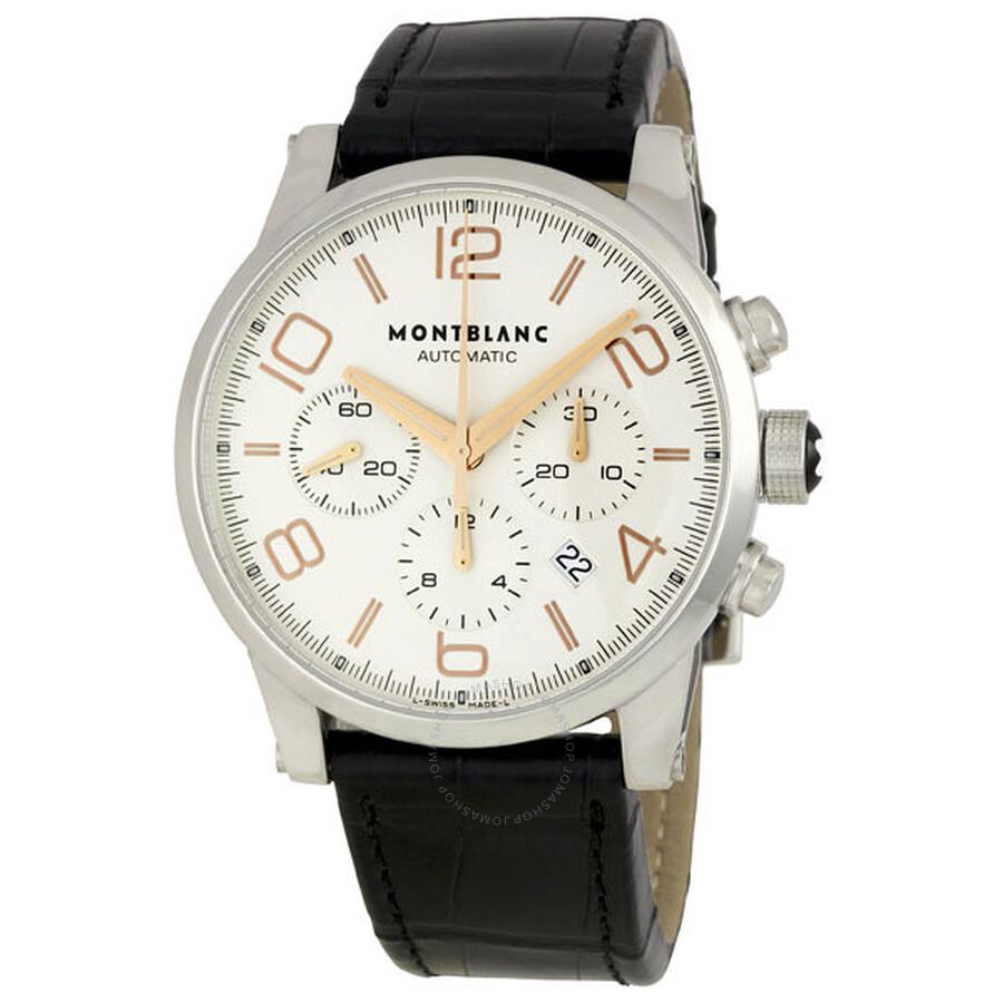 2bc2613176c7d MontBlanc Timewalker Automatic Chronograph Men s Watch 101549 ...