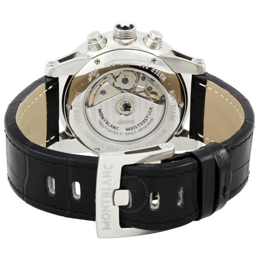 4779bc397fd MontBlanc Timewalker Automatic Chronograph Men s Watch 101549 ...