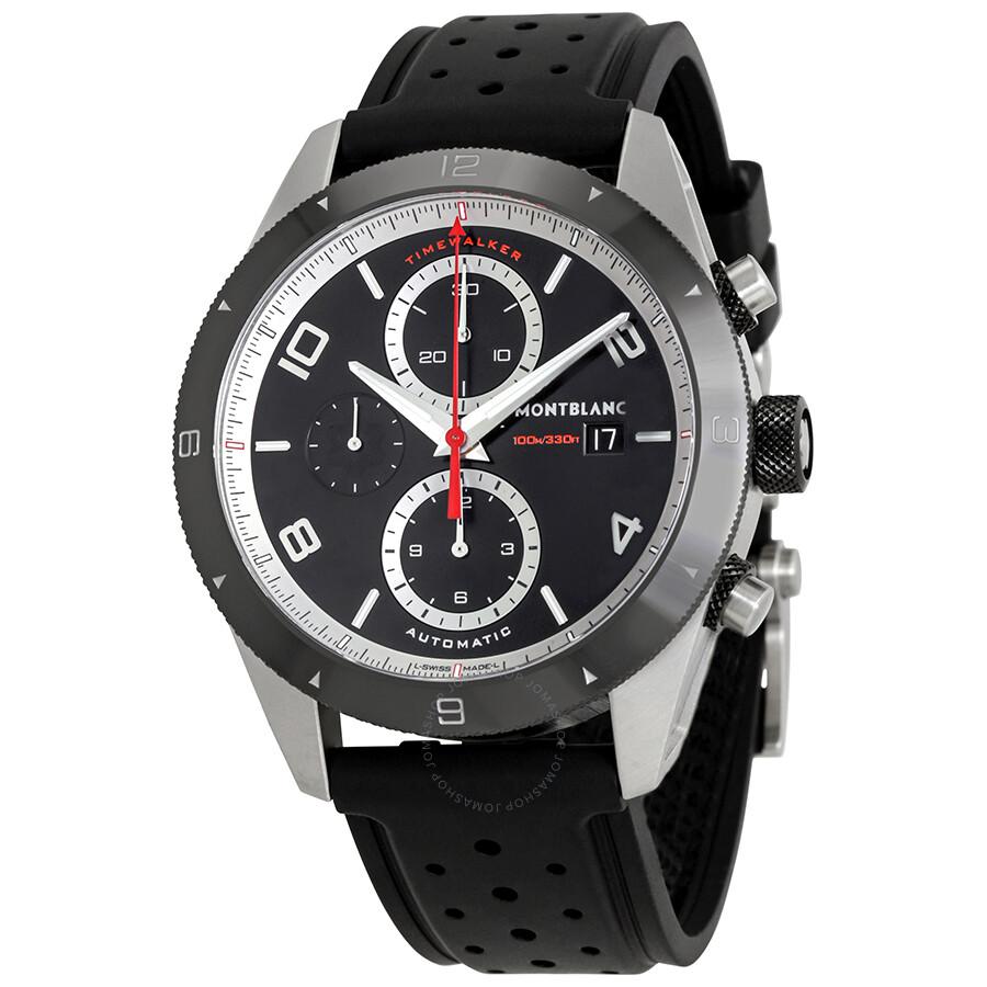 17f64962c1c Montblanc TimeWalker Automatic Chronograph Men s Watch 116096 ...