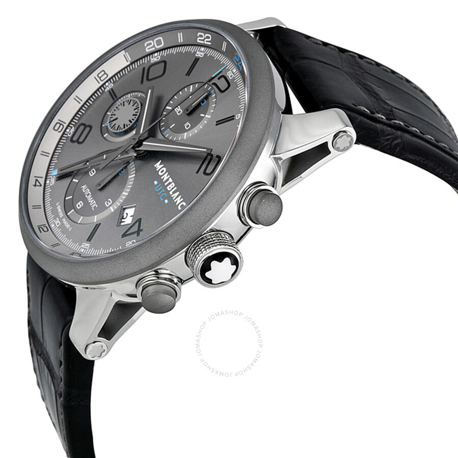 9fac57a739d Montblanc Timewalker ChronoVoyager UTC Automatic Men s Watch 107339 Montblanc  Timewalker ChronoVoyager UTC Automatic Men s Watch 107339 ...