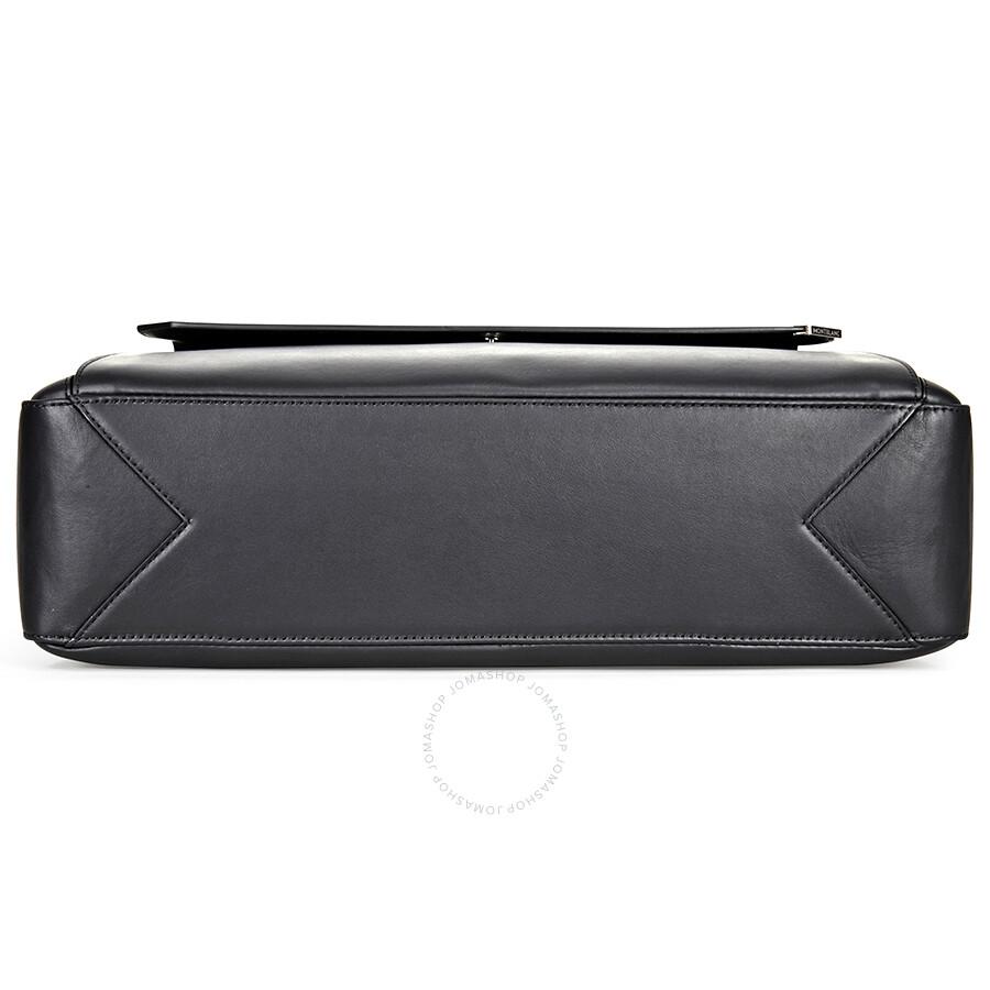 chanel urban spirit backpack. montblanc urban spirit document case - black chanel backpack r