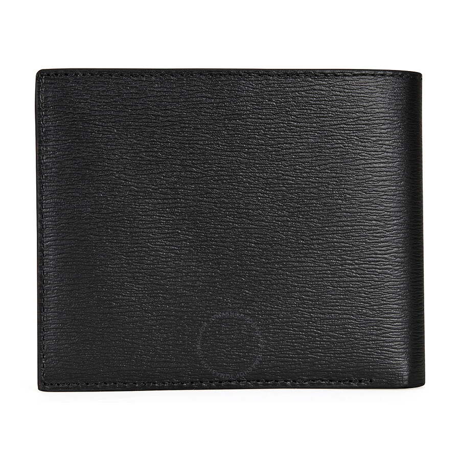 fa5a6aee59a54 Montblanc Westside 11CC Black Leather Wallet