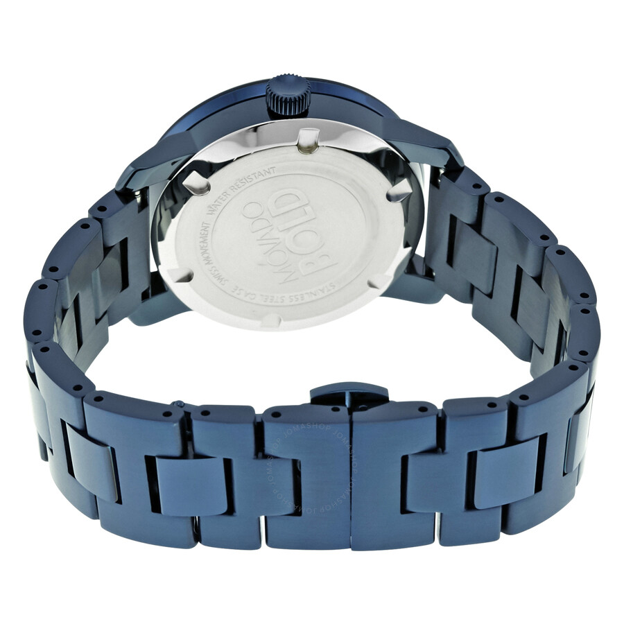 019c47c749c Movado Bold Blue Dial Unisex Watch 3600388 - Bold - Movado - Watches ...