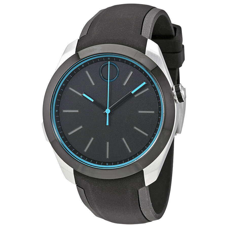 15a4aed35 Movado Bold Connect II Black Dial Smart Watch 3660001 - Bold ...