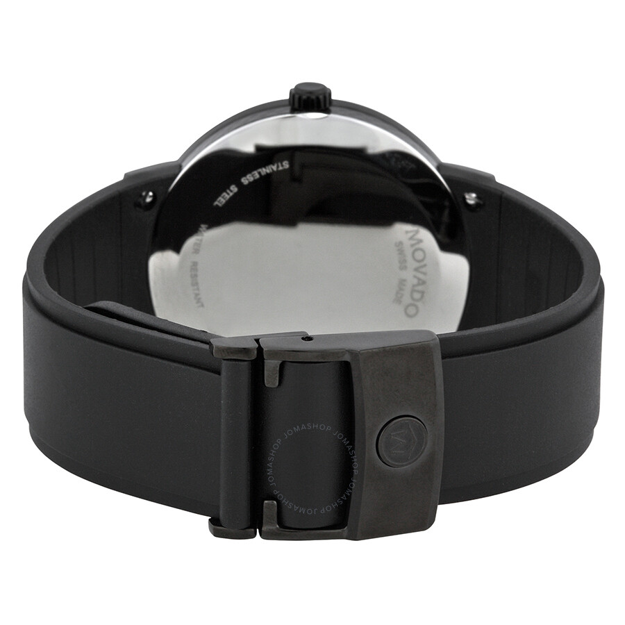 89bb9694ebd3 Movado Gravity Black Carbon Fiber Men s Watch 0606849 - Other ...
