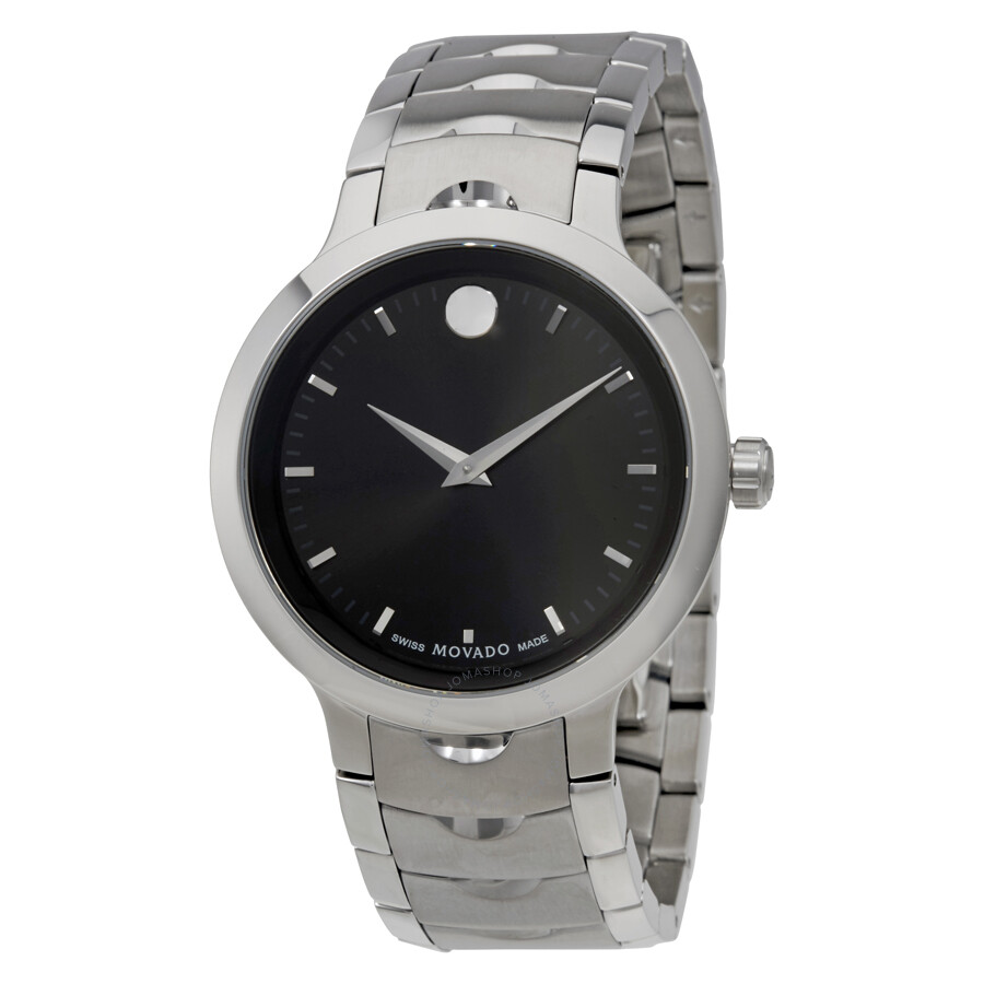 Movado Luno Black Dial Stainless Steel Men's Watch 607041. Anklet Design. Thin Eternity Band. Beads Jwellery. Rose Gold Bangle Charm Bracelet. Herkimer Diamond Stud Earrings. Team Rings. Flawless Diamond. Star Chains