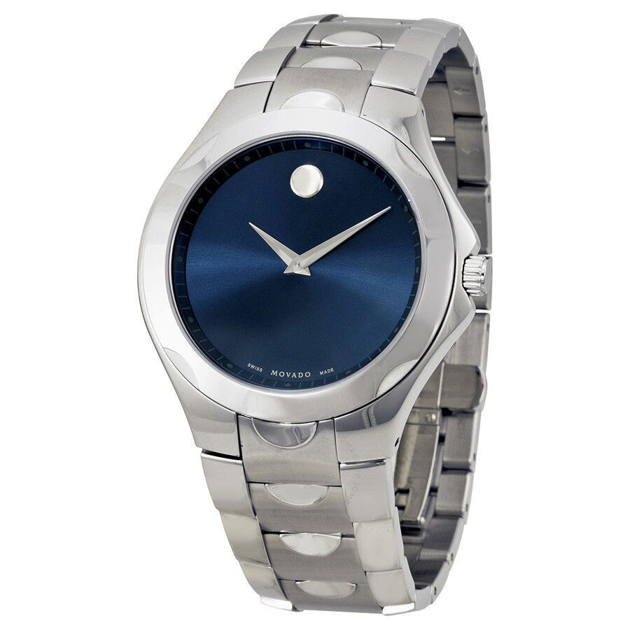 Movado Luno Stainless Steel Blue Dial Men's Watch 0606380. Crossover Engagement Rings. 5 Stone Rings. Green Stone Engagement Rings. Wedding Anklet Jewelry. Solid Bracelet. Rondelle Beads. Cubic Zirconia Bands. Buddhist Necklace