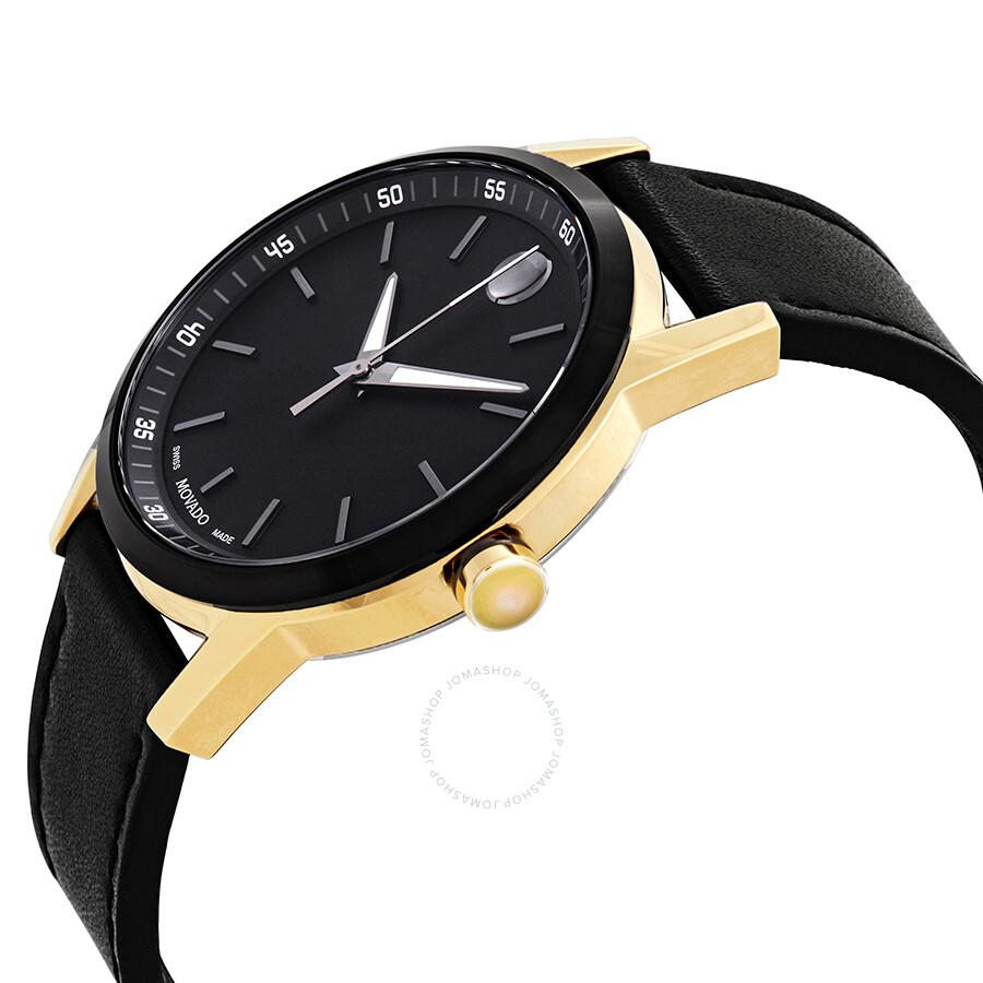 e69efc3c4 Movado Museum Sport Black Dial Men's Watch 0607223 - Museum - Movado ...
