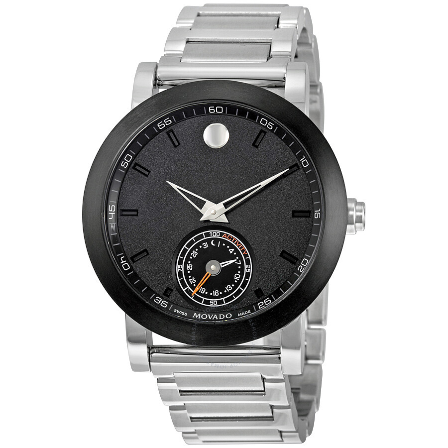The Facts About Movado Smartwatch Revealed