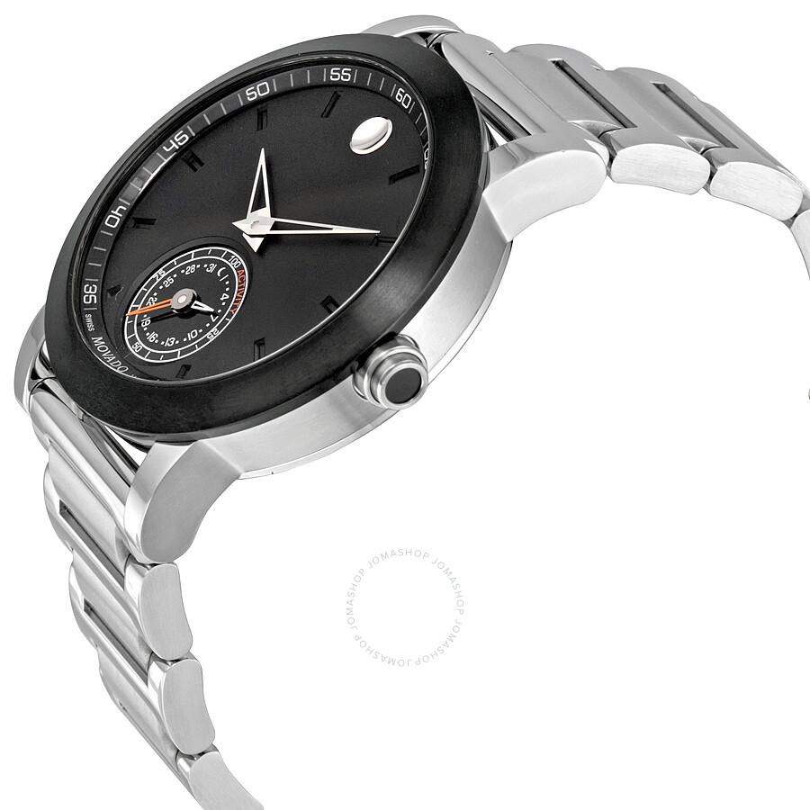 Movado Museum Sport Motion Smartwatch 0660001